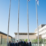 "2017-18 Israel Asia Leaders Fellows at the MFA • <a style=""font-size:0.8em;"" href=""http://www.flickr.com/photos/45745822@N05/38791678821/"" target=""_blank"">View on Flickr</a>"
